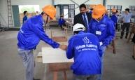 Fu-tai Arabia LLC'recruitment campaign to recruit skilled steel fixer, carpenter